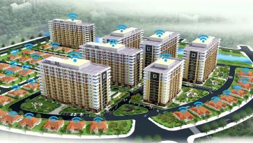 Thiết kế – Thi công WIFI diện rộng cho Resort – Khách sạn – Trường học